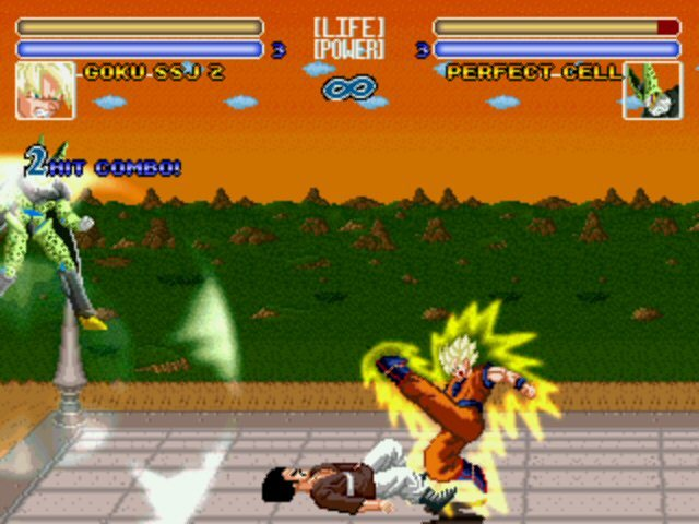 Download Game Dragon Ball Z Mugen Edition 2008