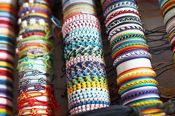 How to Make Friendship Bracelets Patterns