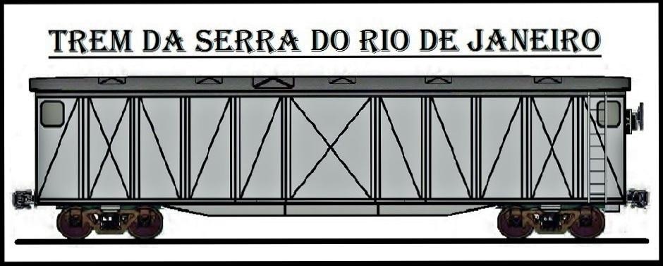 Trem Da Serra Do Rio De Janeiro