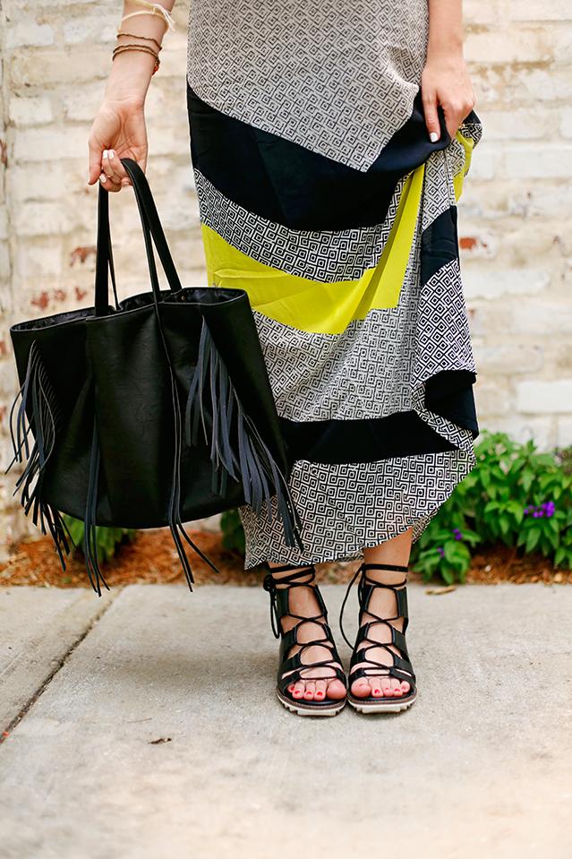black fringe handbag nordstrom
