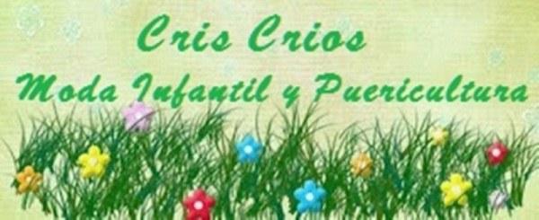 CRIS CRIOS MODA INFANTIL Y PUERICULTURA