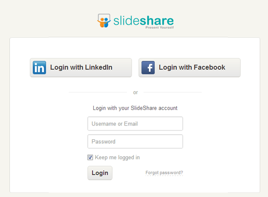 how to embed slideshare powerpoint presentation in blogger