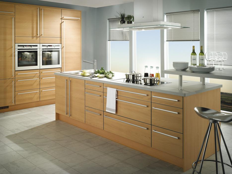 Hogares frescos una fuente de inspiraci n 25 dise os de cocinas modernas por ixina - Disenos de cocinas rectangulares ...