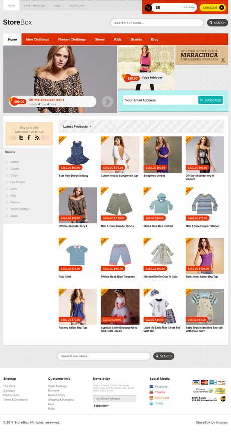 All Free Premium Wordpress Themes: Best WordPress Themes Ecommerce ...