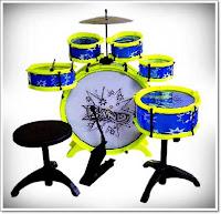 Mainan Big Band – Ajari Musik Sejak Dini