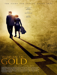 Woman in Gold (La dama de oro) (2015)