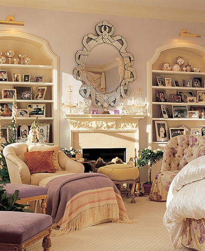Home styling ana antunes celebrity rooms mariah carey for S carey living room tour