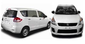 Daftar Harga Mobil Suzuki Terbaru Juli 2013
