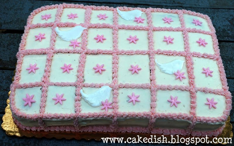 Cake Decorating Ideas Square : Living Room Decorating Ideas: Baby Shower Cake Square ...