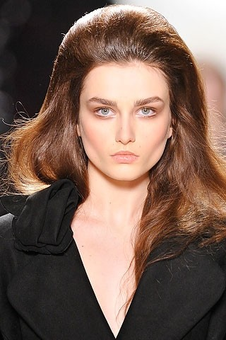These Hairstyles Could Be Seen On The Fall Winter 2011 2012 Catwalk