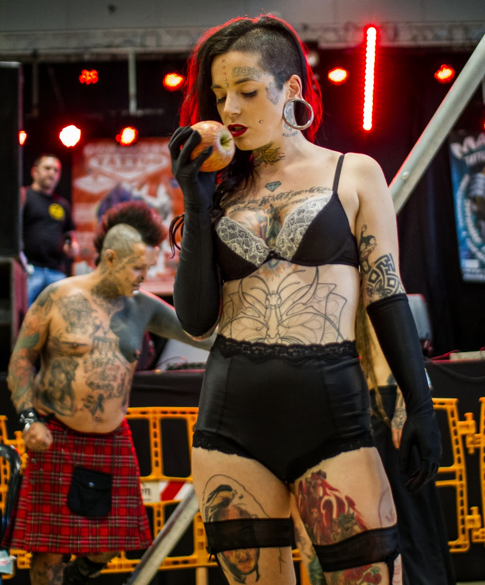 Kolgaos Tattoo Convention 2015 Zaragoza