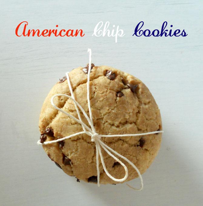 american chip cookies