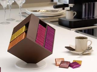 Wadah Coklat Kreatif Unik