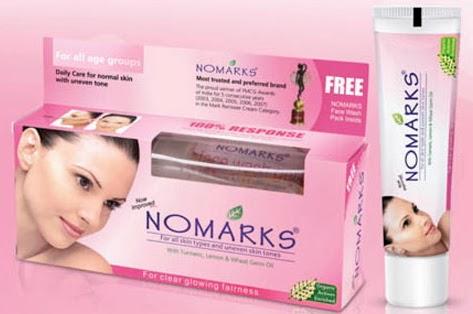 Nomarks free sample in india