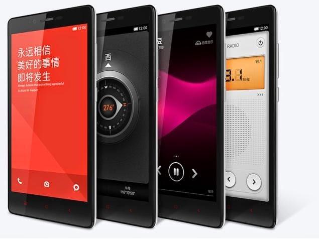 Info Harga Dan Spesifikasi Xiaomi Redmi 1S Januari 2015
