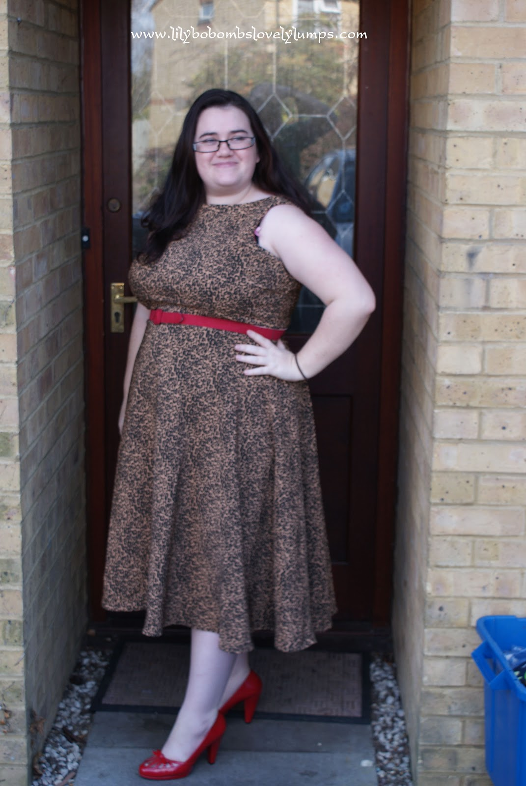 Lilybobombs: Bettie Page Clothing Review