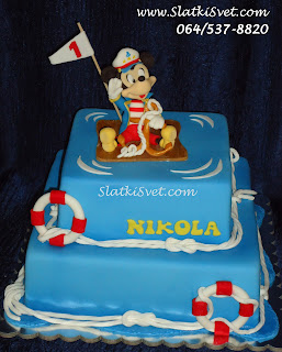 Torta Miki Maus