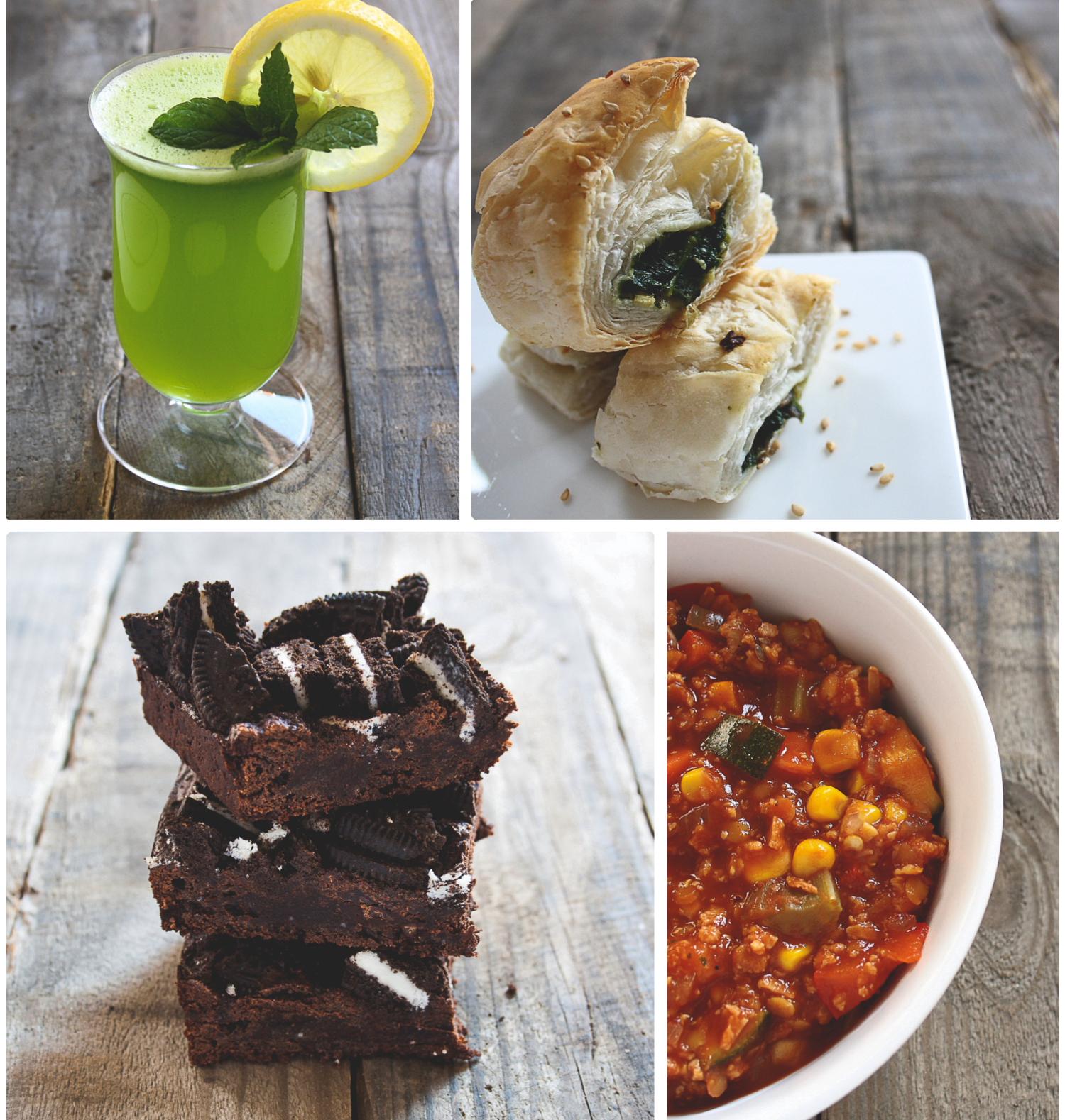 veganes zu Silvester - ein paar Vorschläge zu Fingerfood, Salaten und mehr