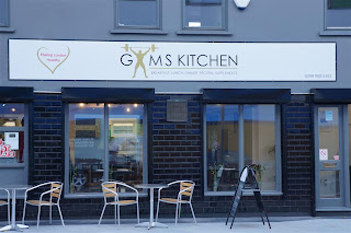 Exterior of Gyms Kitchen, Leyton