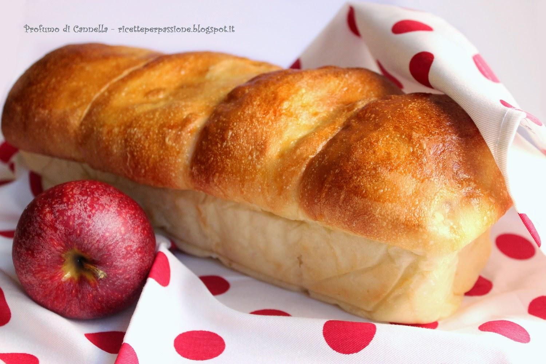 pan brioches alle mele - la colazione per il week-end