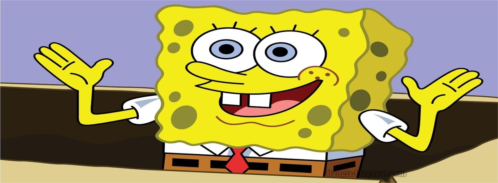 25 Foto Sampul Spongebob