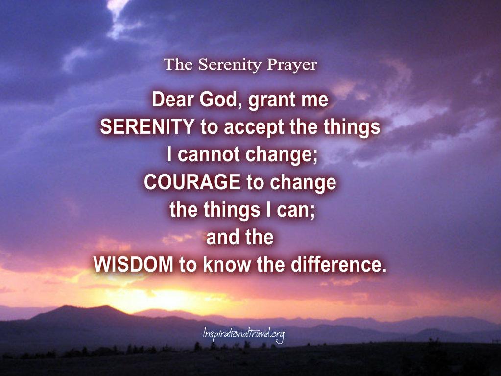 Serenity quotes