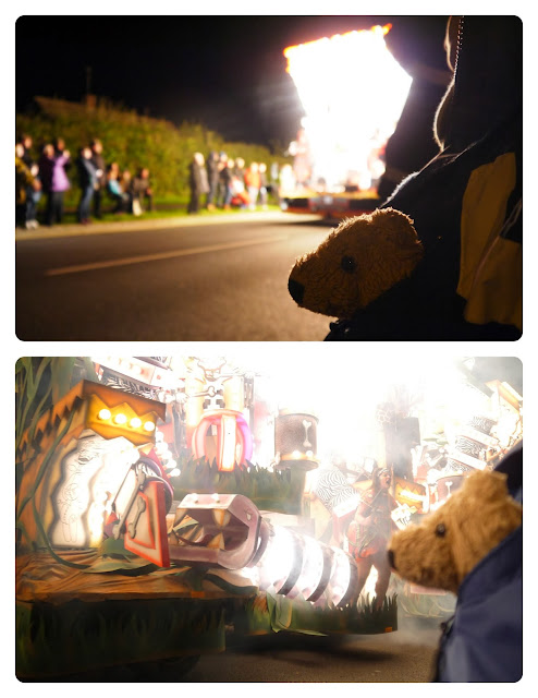 Omnibear at the Carnivals