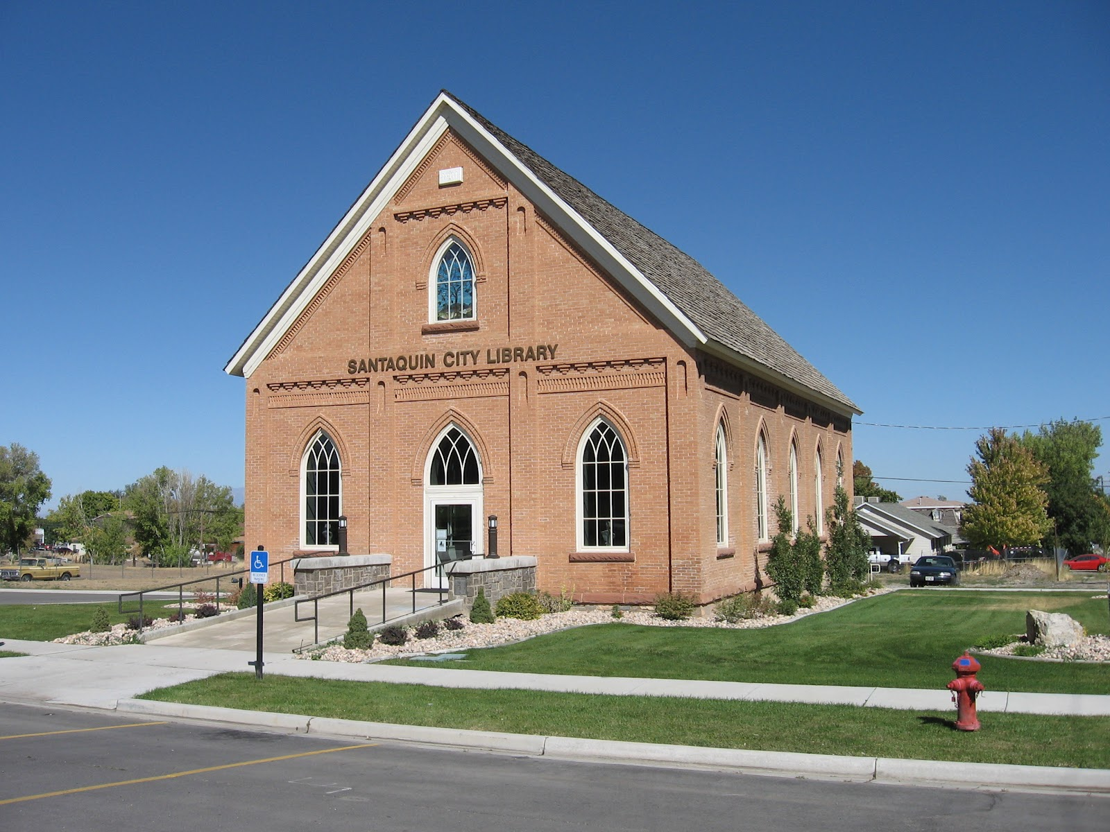 Payson City Library Hours