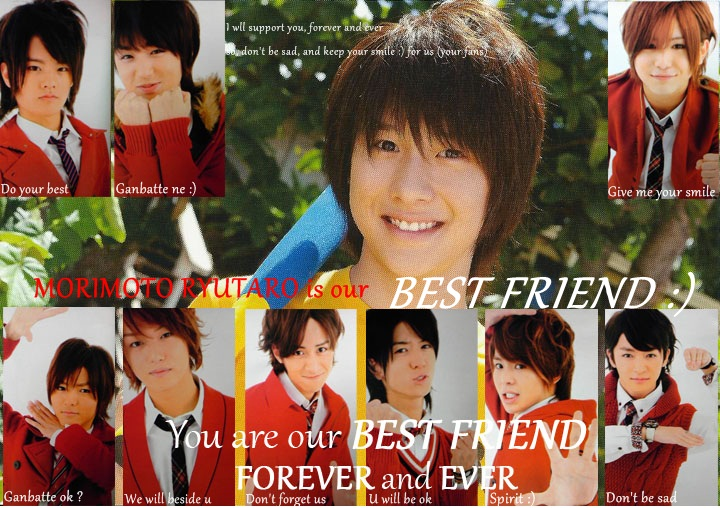 always support Ryutaro ^^b
