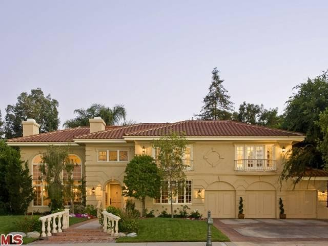 Celebrity real estate scott baio purchases in woodland Celebrity real estate pictures