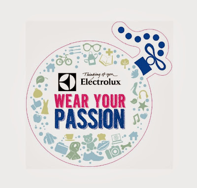 Join Electrolux and LivingMarjorney #WearYourPassion Photo Contest