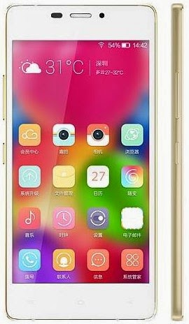 Gionee Elife S5.1 super-slim super light Android Phone