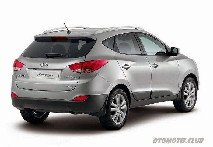 Gambar Hyundai Tucson rear
