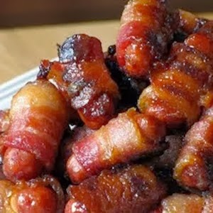 The low carb diabetic sausages wrapped in bacon the recipe below is what i call the professional sausages wrapped in bacon and it comes courtesy of nick nairn at bbc food recipes forumfinder Image collections