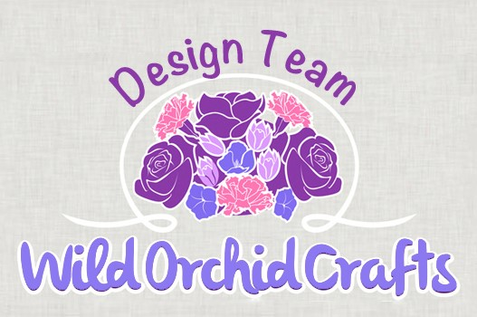 Proud DT member for Wild Orchid Crafts