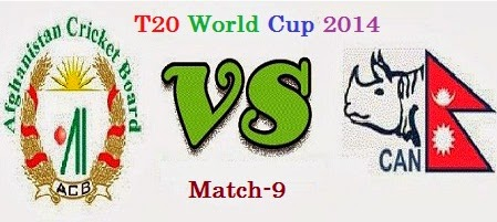 Afghanistan Vs Nepal 9th T20 is on March 20.