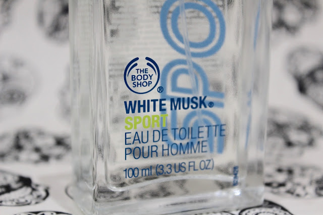 The Body Shop | White Musk Sport Eau de Toilette Pour Homme
