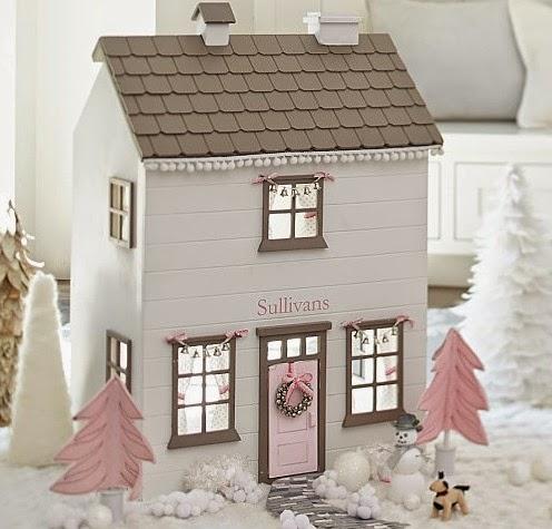 Regalos de Navidad, Casa de Muñecas, Accesorios