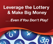 The new Lotto Magic Banner Ad - Size 180x150