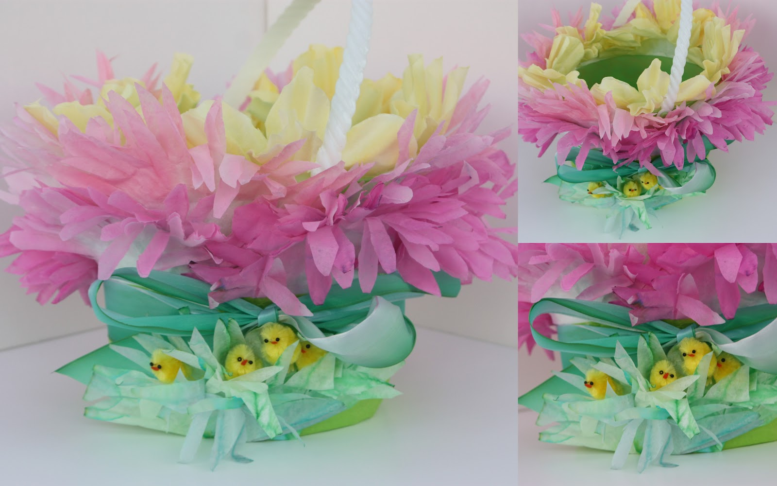 Crafty Ladyworking Mom Coffee Filter Flower Uses