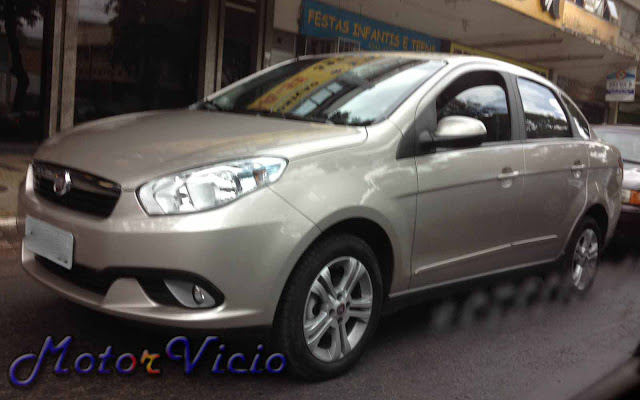 carro Grand Siena Fiat Attractive