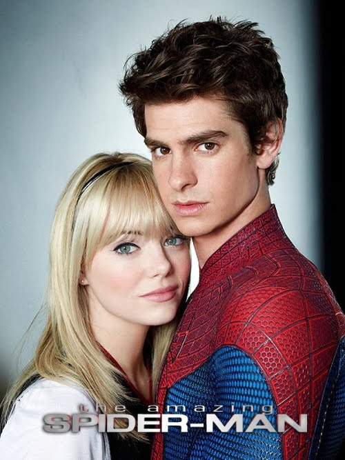 Video del Sorprendente Hombre Araña 2012 (The Amazing Spider-Man 3D)