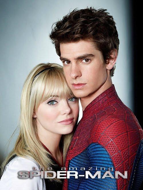 Video del Sorprendente Hombre Araña 2012 (The Amazing Spider-Man 3D)
