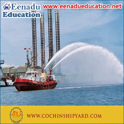 312 Posts in Cochin Shipyard Limited