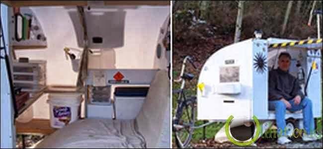 Eco Bike Trailer