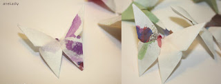 cara membuat origami kupu-kupu yang cantik