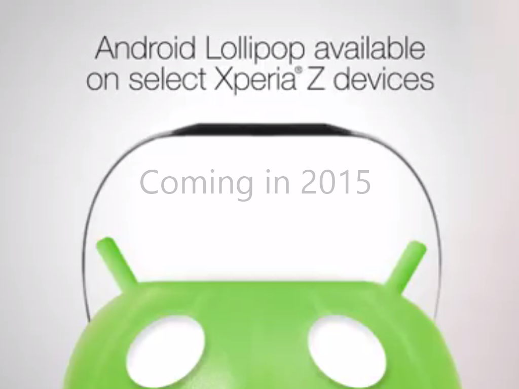 Sony Posted Halloween Video To Tease Us About The Xperia Z Series Android 5.0 Lollipop Update