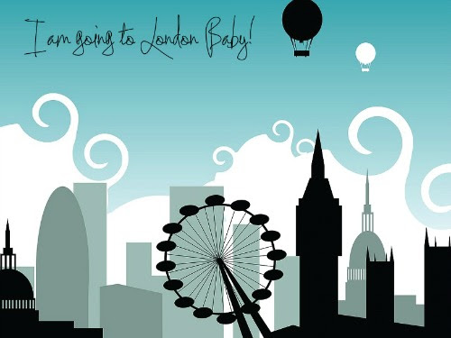 London Calling (and Paris!)