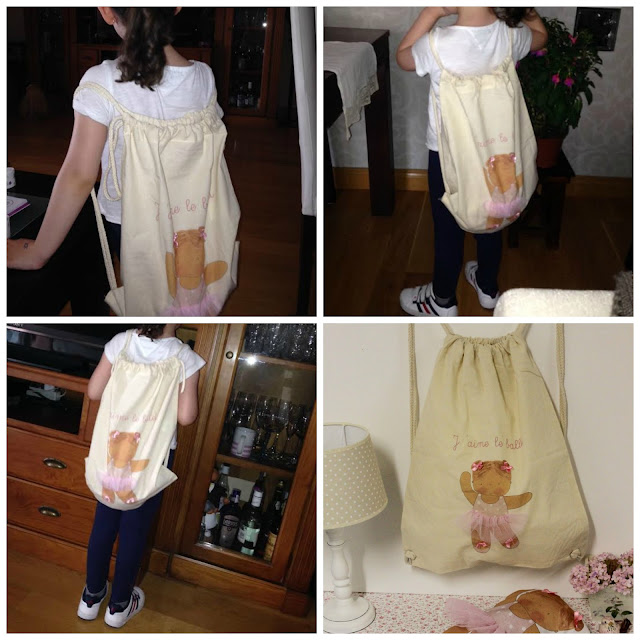 mochila-infantil-personalizada-ballet