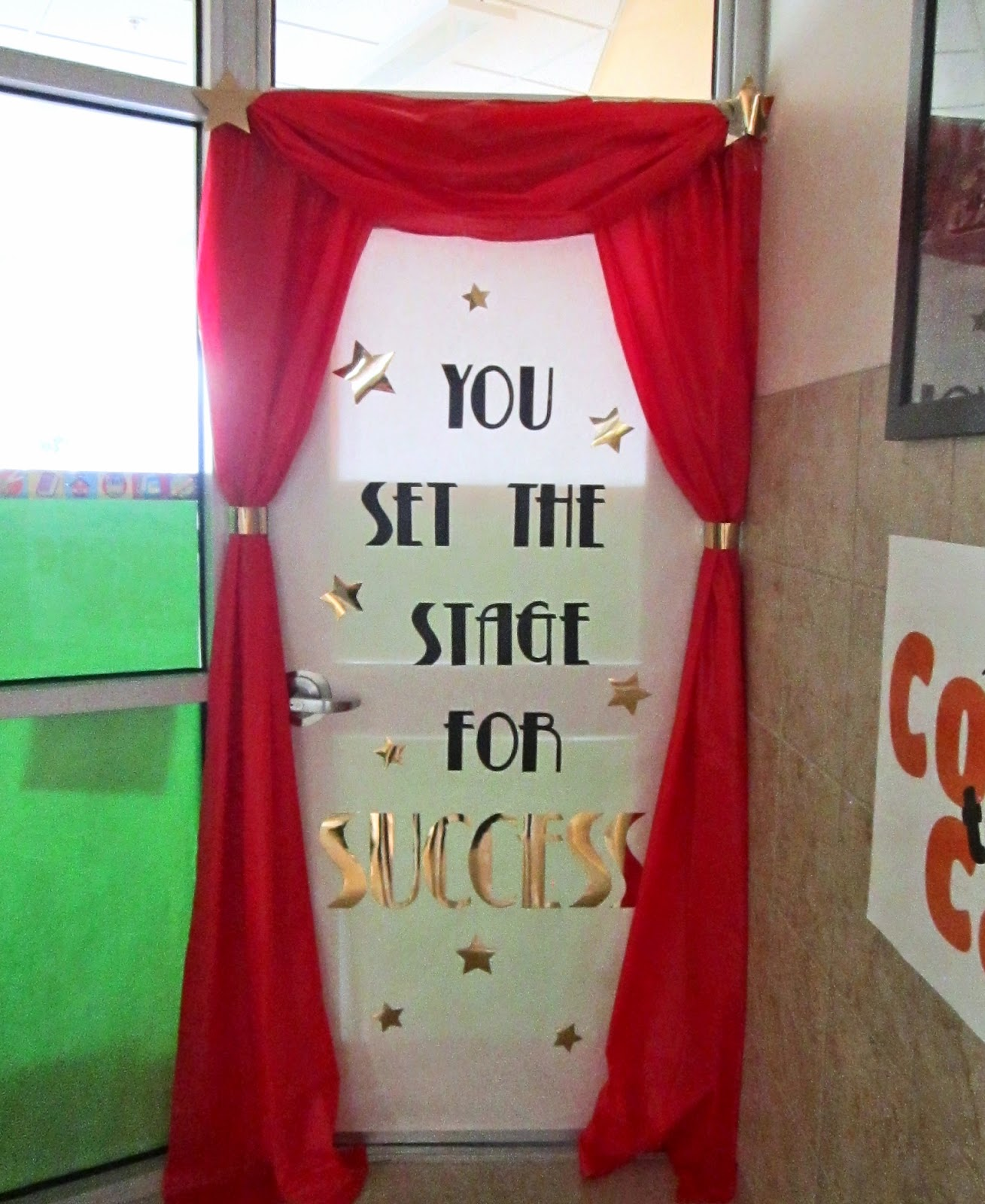 Classroom Decoration Ideas For Teachers Day ~ Sweeten your day events hollywood teacher appreciation week